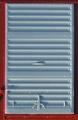 "Youngstown 6 Ft Wide 10' 6"" IH Interim Improved Door"